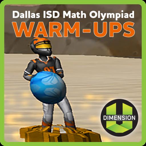 Dallas ISD Math Olympiad Warm-Ups