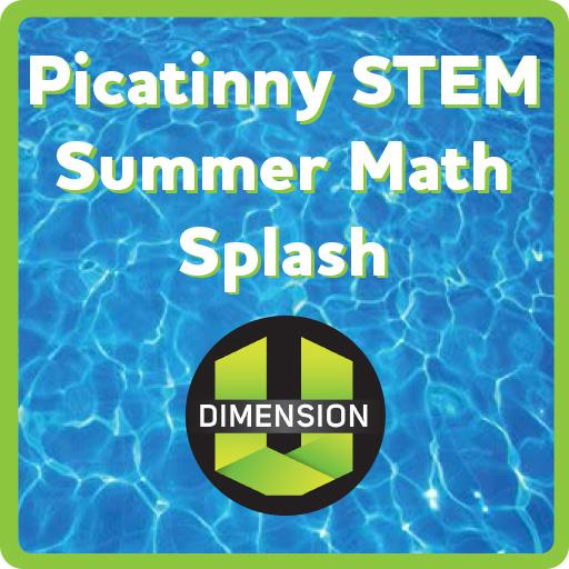 Picatinny STEM Summer Math Splash