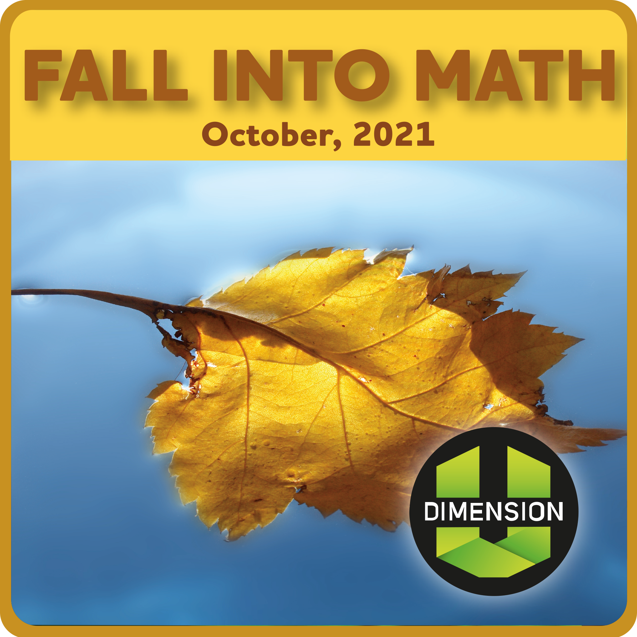 Fall Into Math