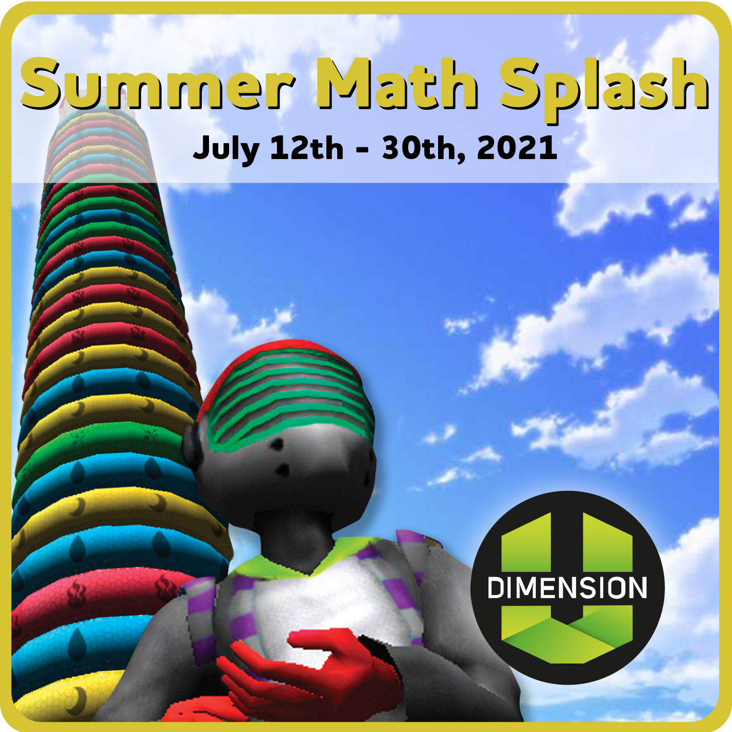 Summer Math Splash