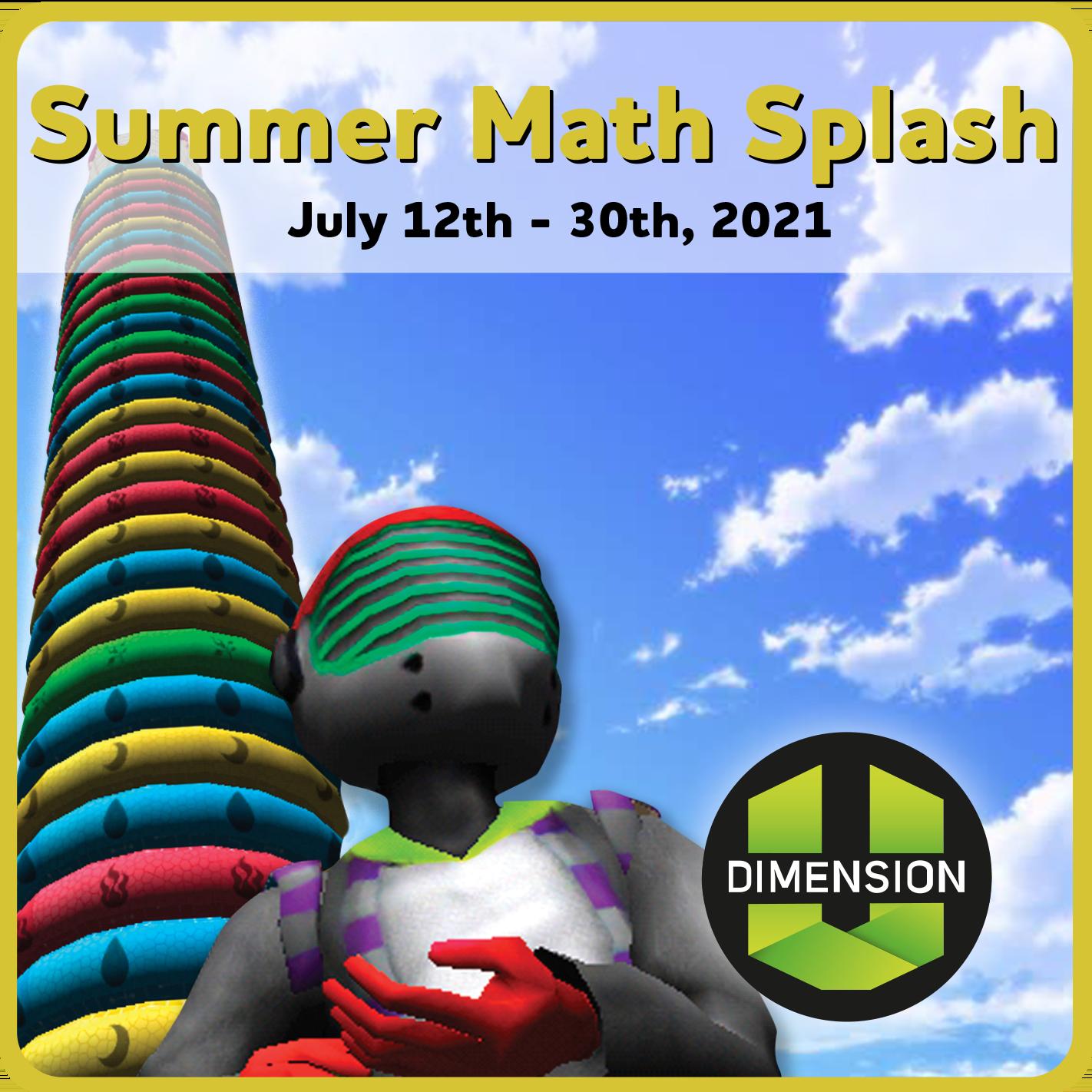Summer Math Splash 2021