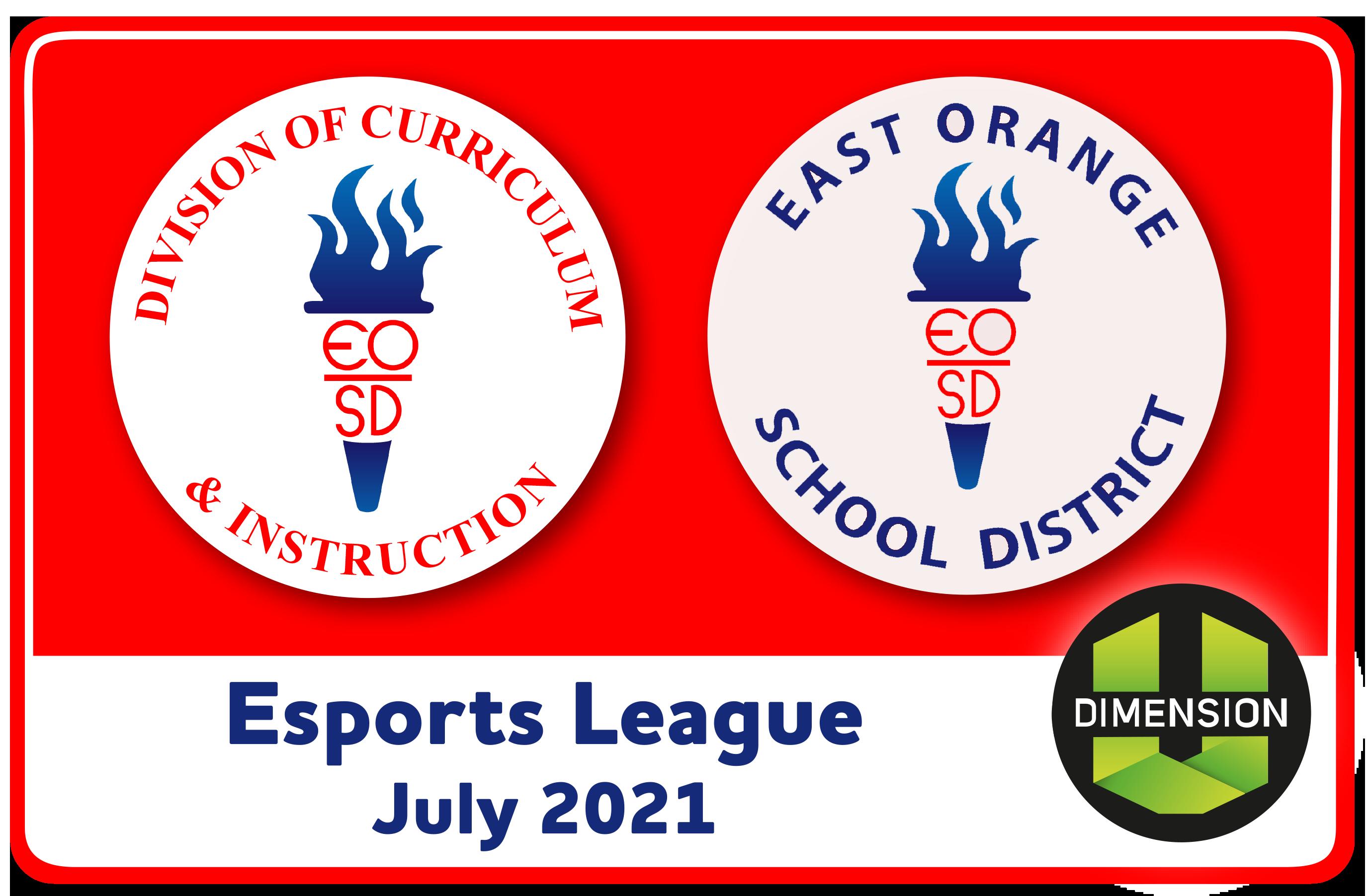 East Orange League emblems
