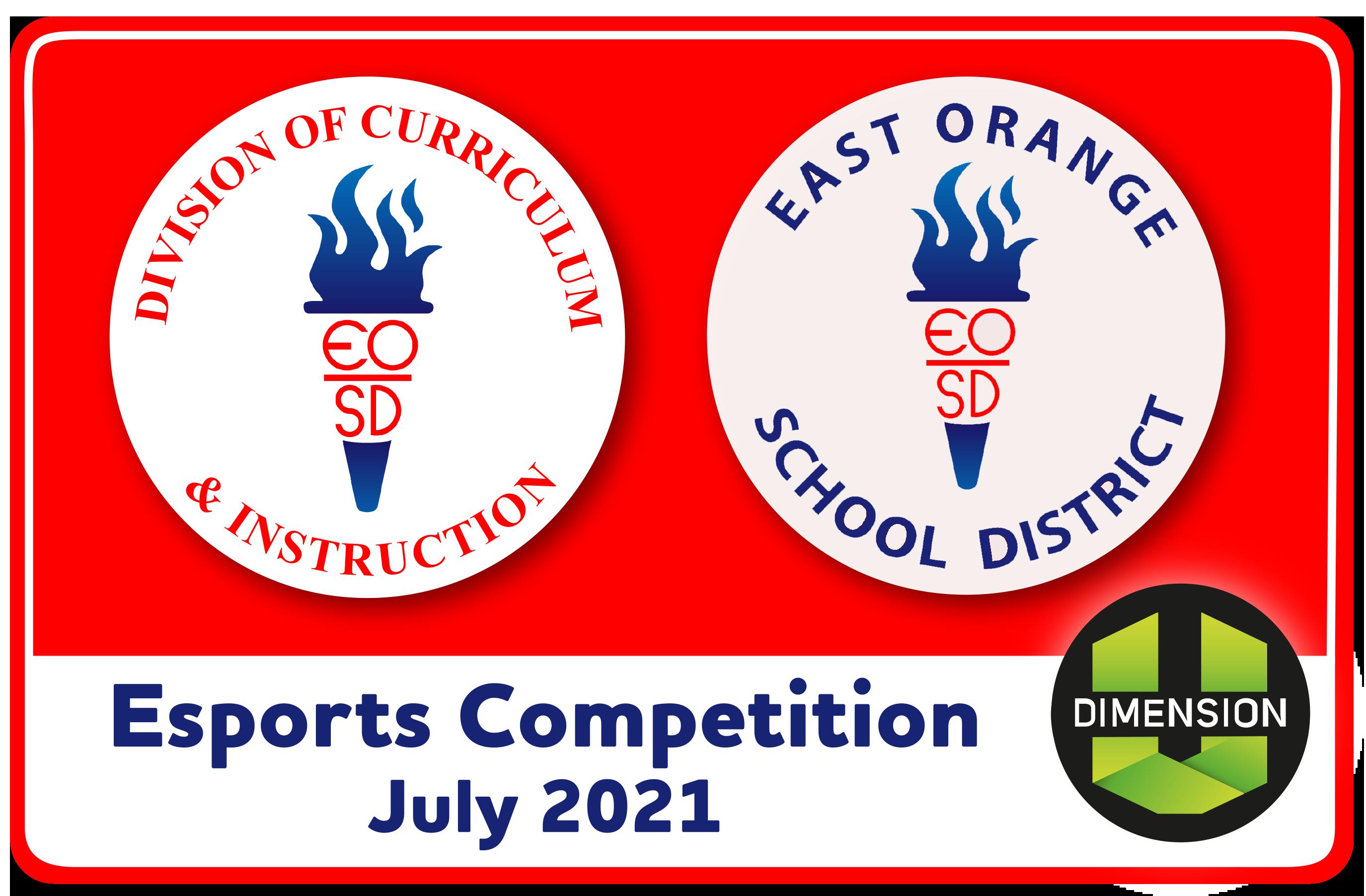 East Orange Summer Competition emblems